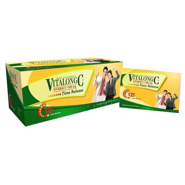 vitamin C untuk corona