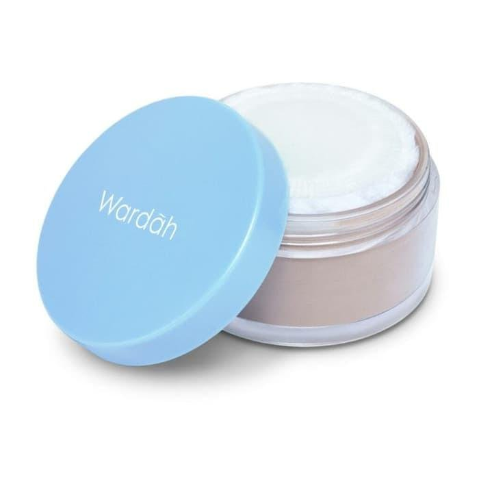 wardah loose powder