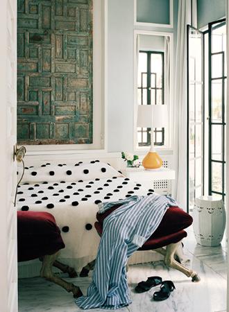 warna terbaik 2019 untuk dekorasi kamar tidur 2