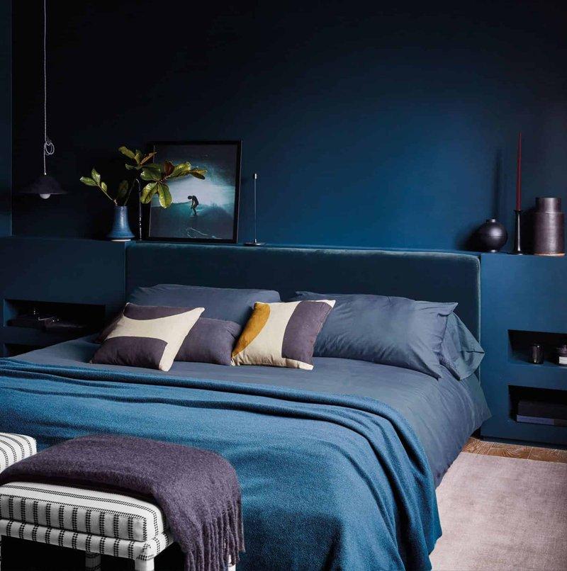 warna kamar untuk Libra