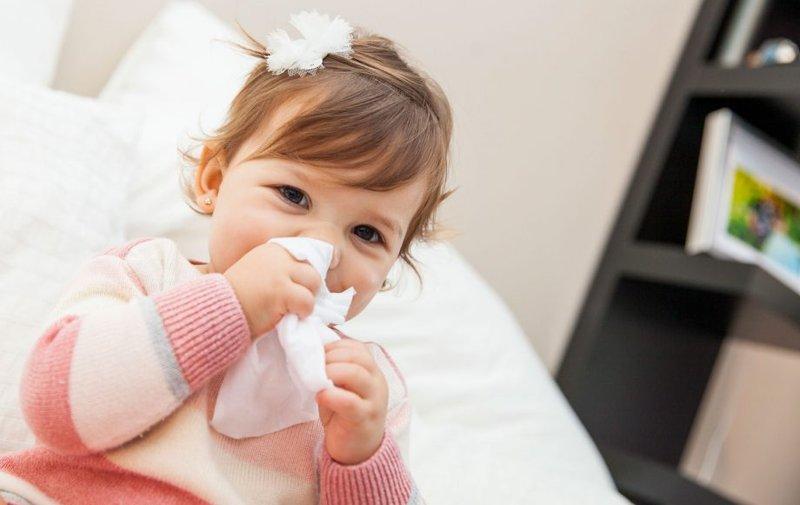 penyebab bayi muntah-alergi