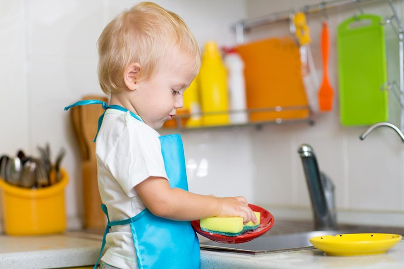 why kids should do chores