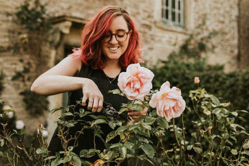 cara merawat bunga mawar - pemangkasan