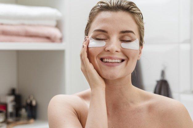 Ada tiga tipe masker mata yang paling umum ditemukan