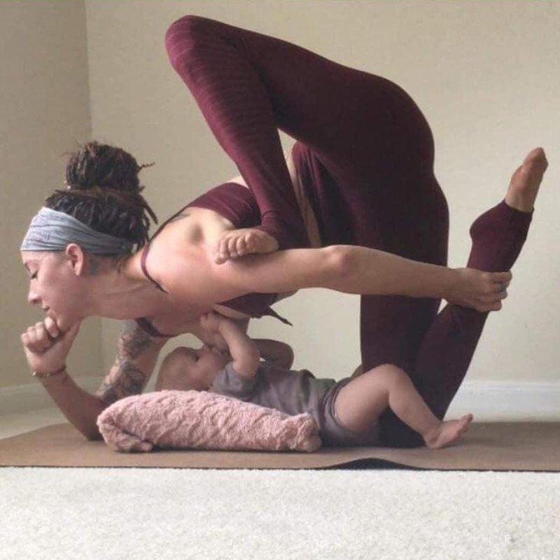 yoga menyusui 4