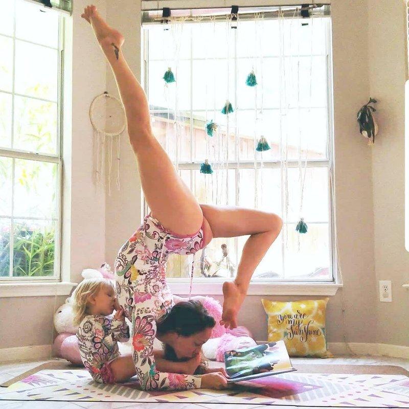yoga menyusui 5