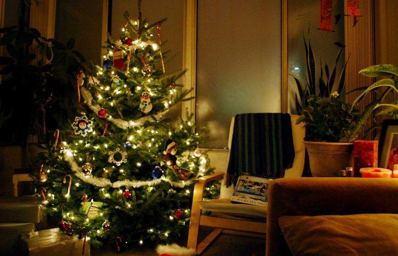 yuk, dekorasi rumah menjelang natal bersama keluarga! 4