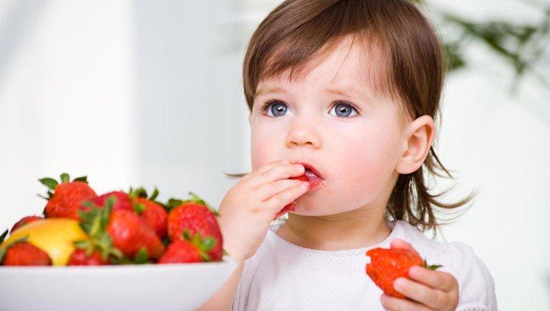Stroberi, Sumber Vitamin C yang Baik
