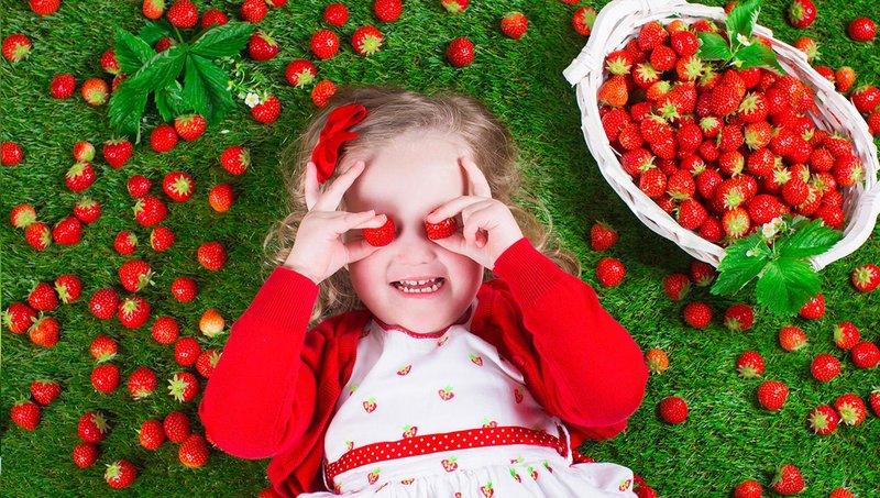yummy! ini dia manfaat strawberry untuk balita 2