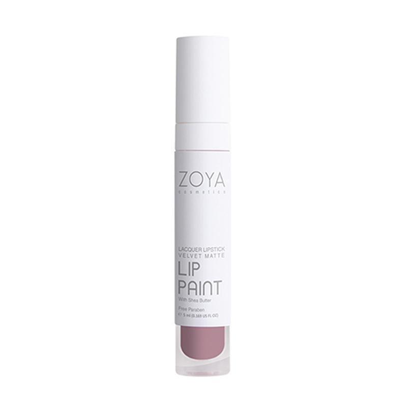zoya zoya lip paint matte mocha mousse full02