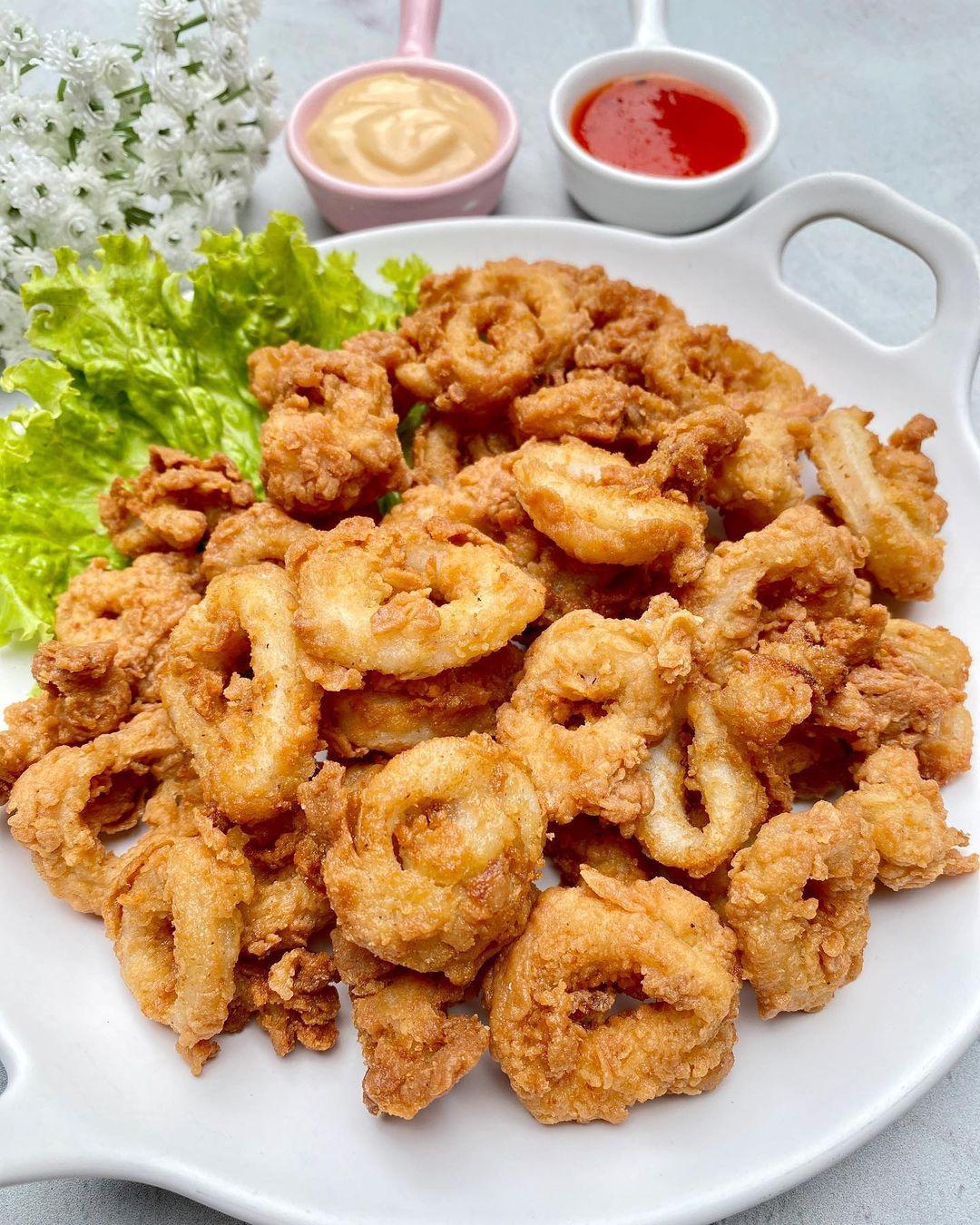 Yummy 5 Resep Rumahan Cumi Goreng Tepung Renyah Dan Lezat Seperti Di Restoran Orami